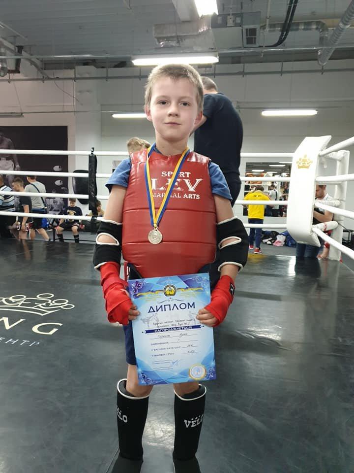 Лозовчане завоевали первое командное место в областном Чемпионате по боксу Муай-тай, фото-10