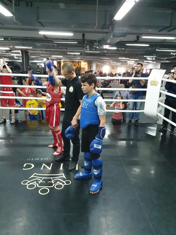 Лозовчане завоевали первое командное место в областном Чемпионате по боксу Муай-тай, фото-11