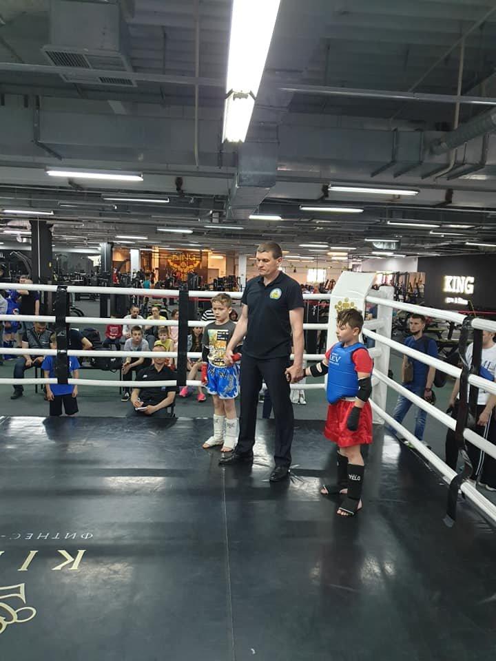 Лозовчане завоевали первое командное место в областном Чемпионате по боксу Муай-тай, фото-12