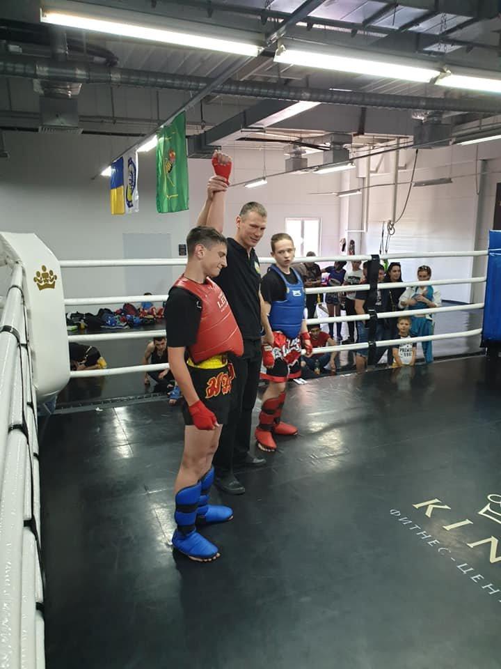 Лозовчане завоевали первое командное место в областном Чемпионате по боксу Муай-тай, фото-13