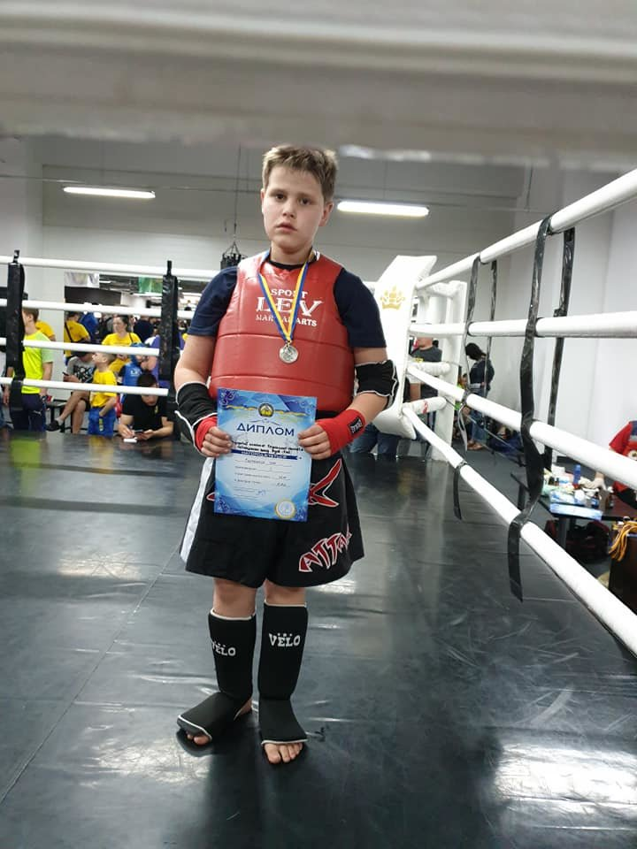 Лозовчане завоевали первое командное место в областном Чемпионате по боксу Муай-тай, фото-15