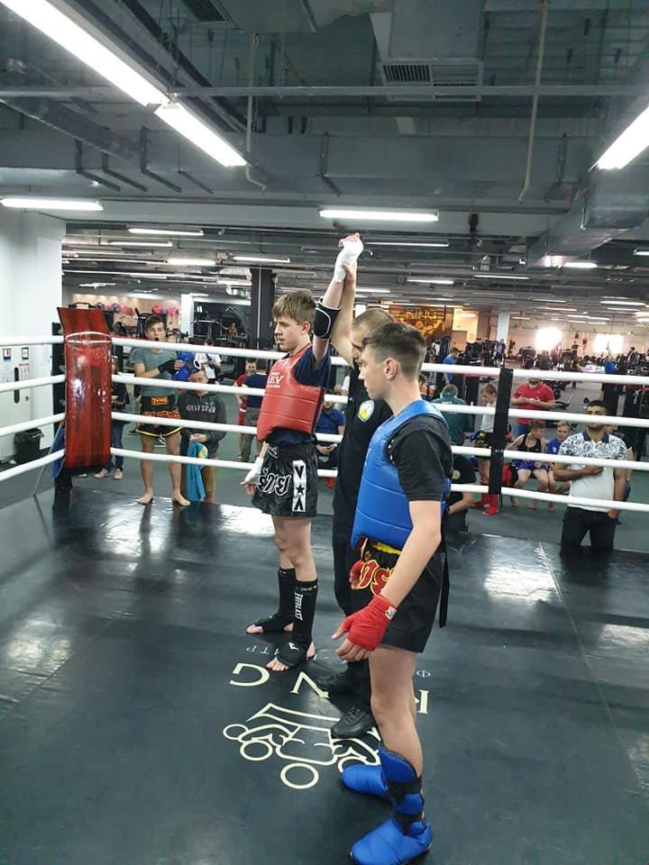 Лозовчане завоевали первое командное место в областном Чемпионате по боксу Муай-тай, фото-16