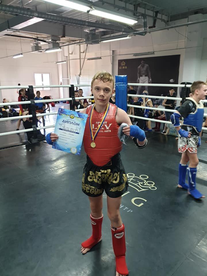 Лозовчане завоевали первое командное место в областном Чемпионате по боксу Муай-тай, фото-17
