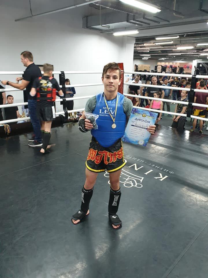 Лозовчане завоевали первое командное место в областном Чемпионате по боксу Муай-тай, фото-18
