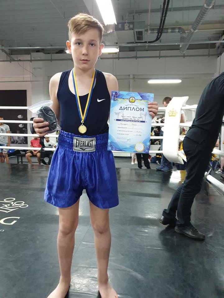 Лозовчане завоевали первое командное место в областном Чемпионате по боксу Муай-тай, фото-19