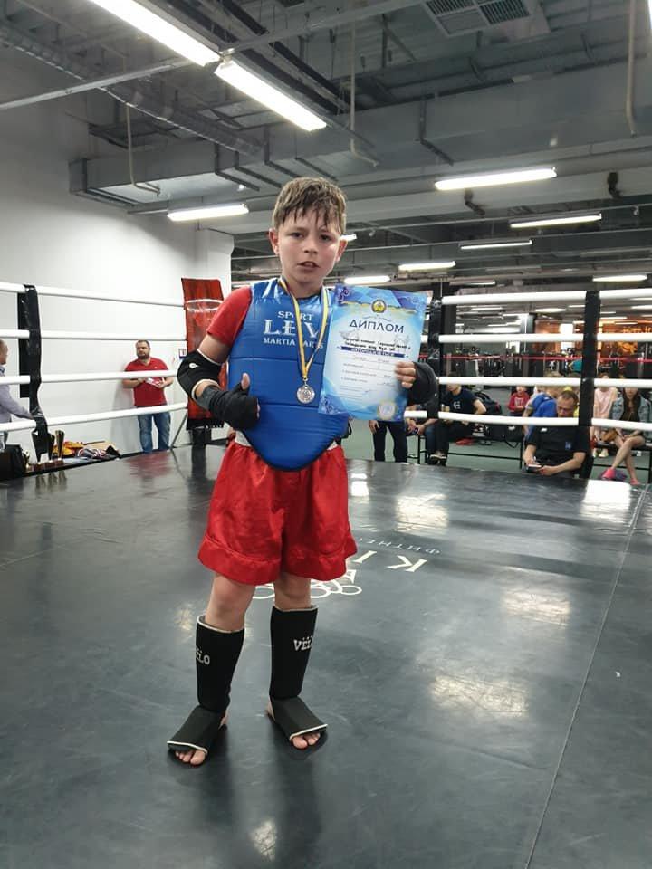Лозовчане завоевали первое командное место в областном Чемпионате по боксу Муай-тай, фото-23