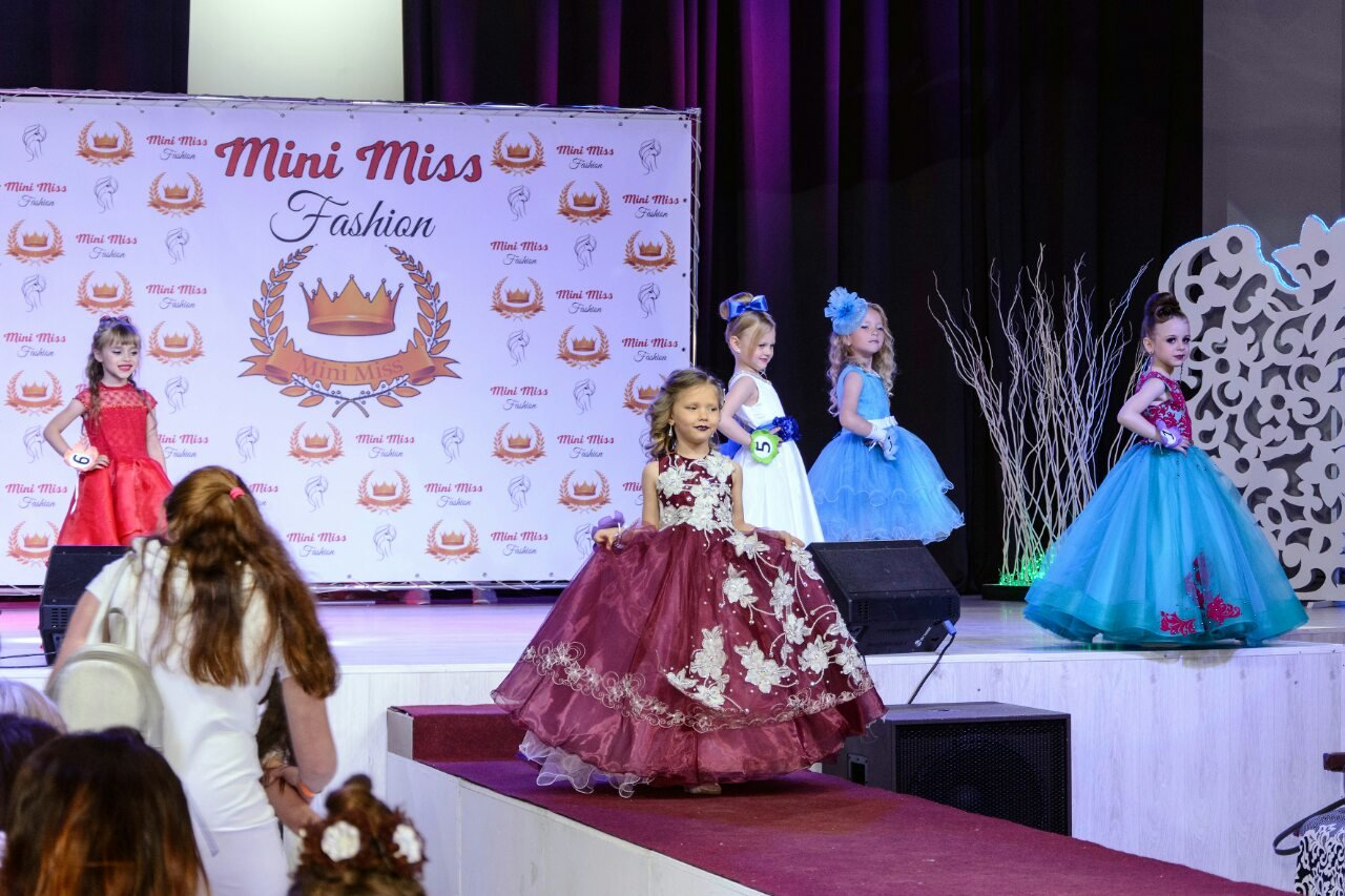 "В Лозовой прошел конкурс ""Mini Miss Fashion - 2019"" , фото-6"