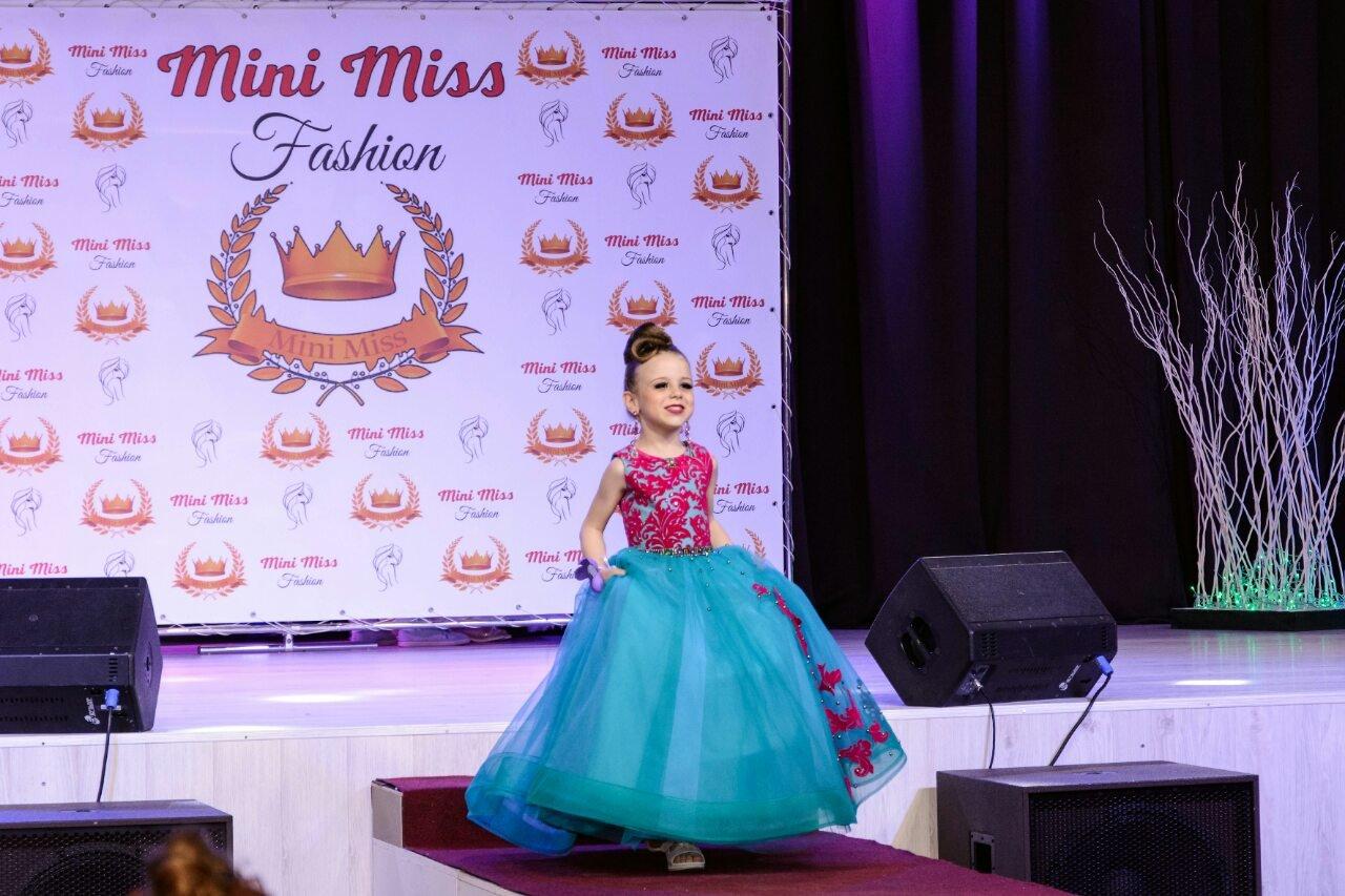 "В Лозовой прошел конкурс ""Mini Miss Fashion - 2019"" , фото-7"