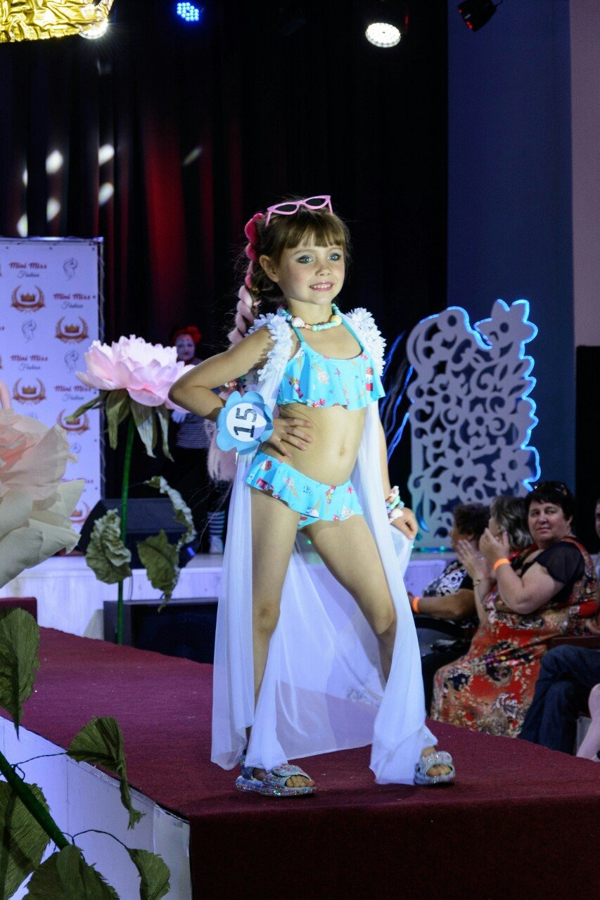 "В Лозовой прошел конкурс ""Mini Miss Fashion - 2019"" , фото-9"