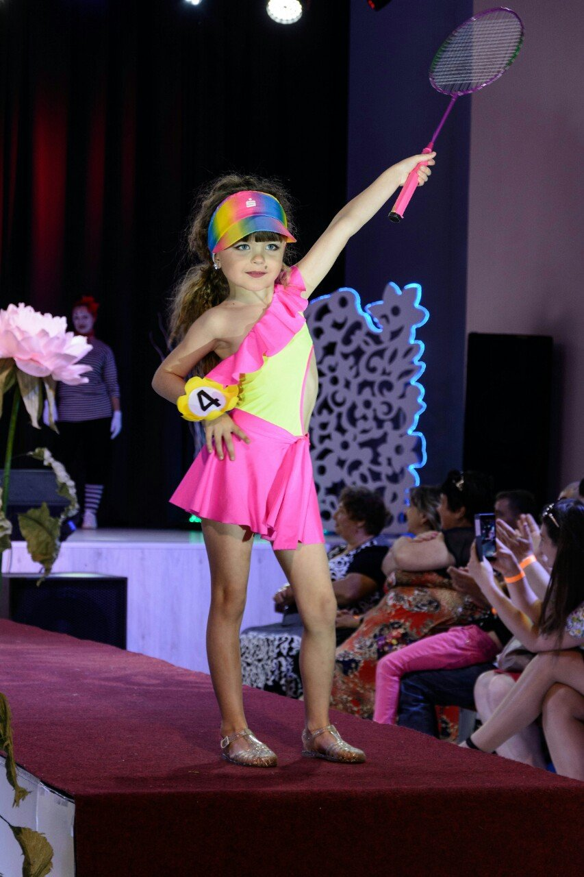 "В Лозовой прошел конкурс ""Mini Miss Fashion - 2019"" , фото-10"