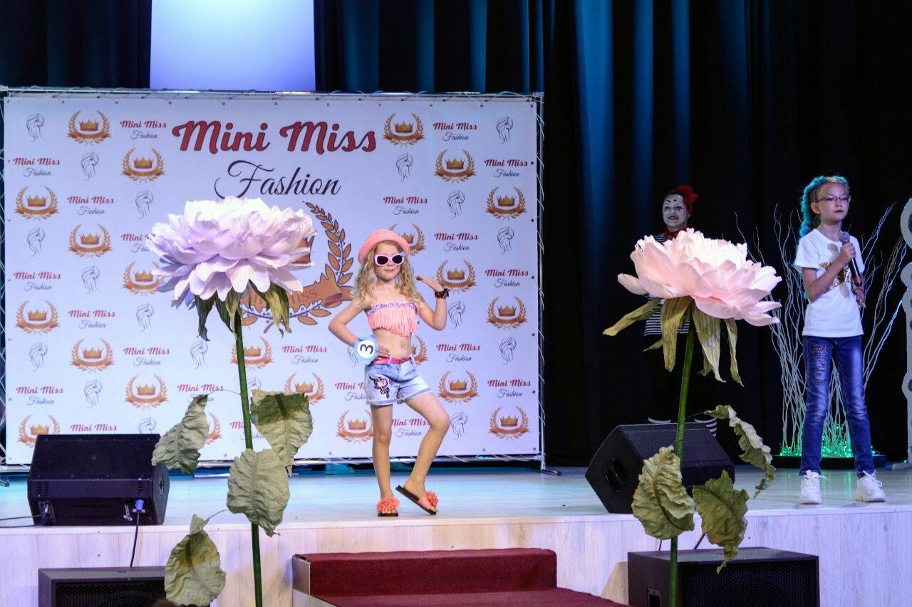 "В Лозовой прошел конкурс ""Mini Miss Fashion - 2019"" , фото-11"