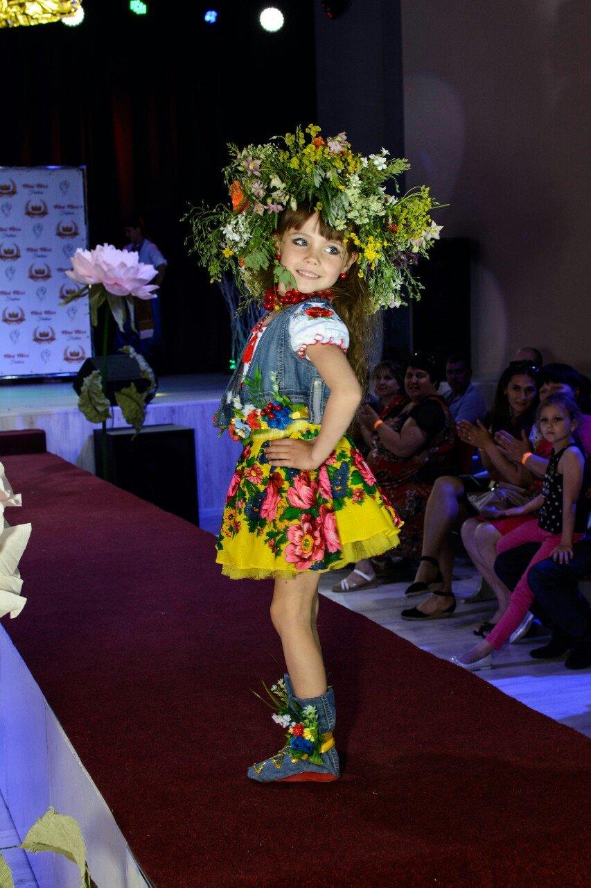 "В Лозовой прошел конкурс ""Mini Miss Fashion - 2019"" , фото-12"
