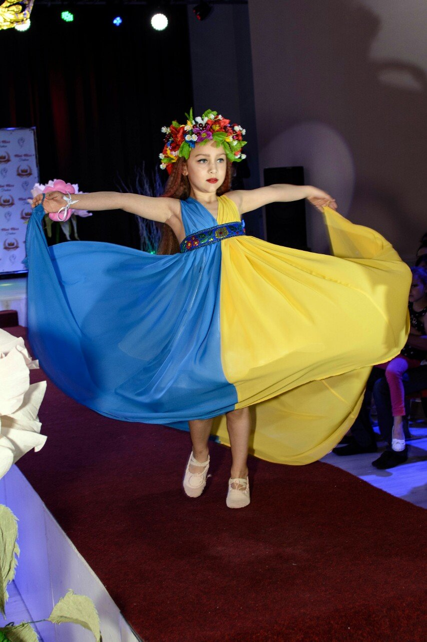 "В Лозовой прошел конкурс ""Mini Miss Fashion - 2019"" , фото-13"
