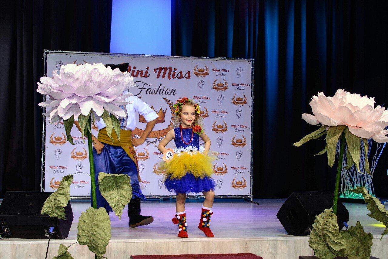 "В Лозовой прошел конкурс ""Mini Miss Fashion - 2019"" , фото-14"