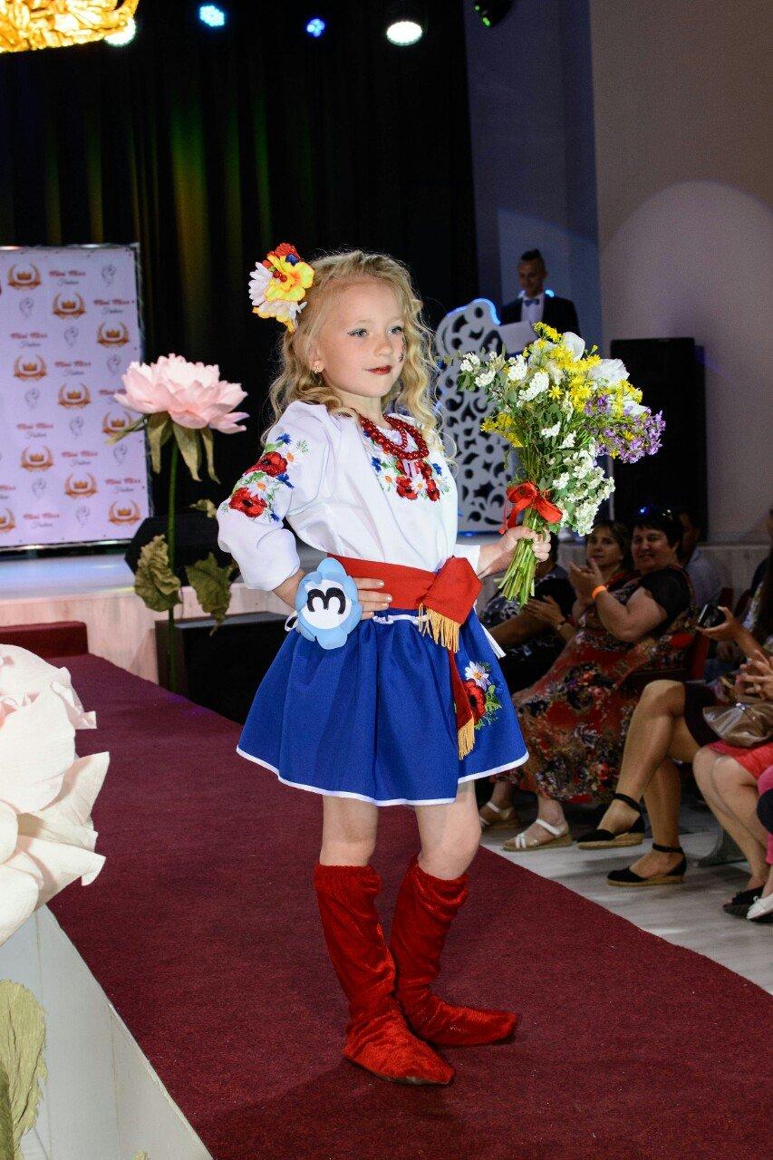 "В Лозовой прошел конкурс ""Mini Miss Fashion - 2019"" , фото-16"
