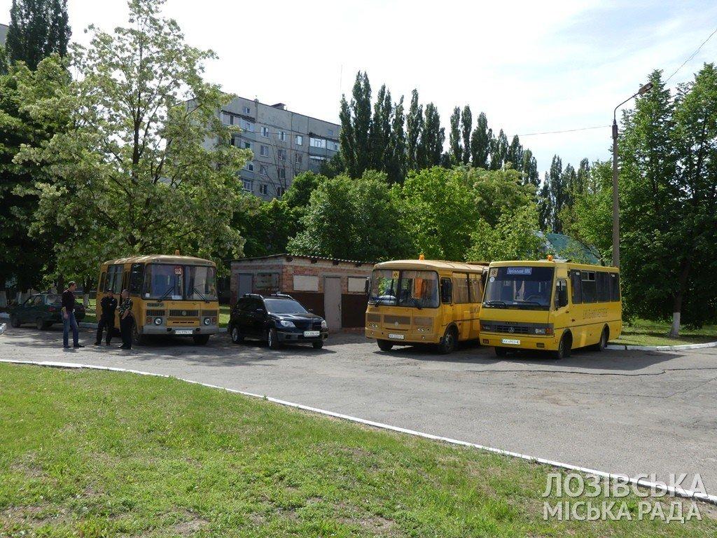 Школьники Лозовщины написали ВНО по математике, фото-3