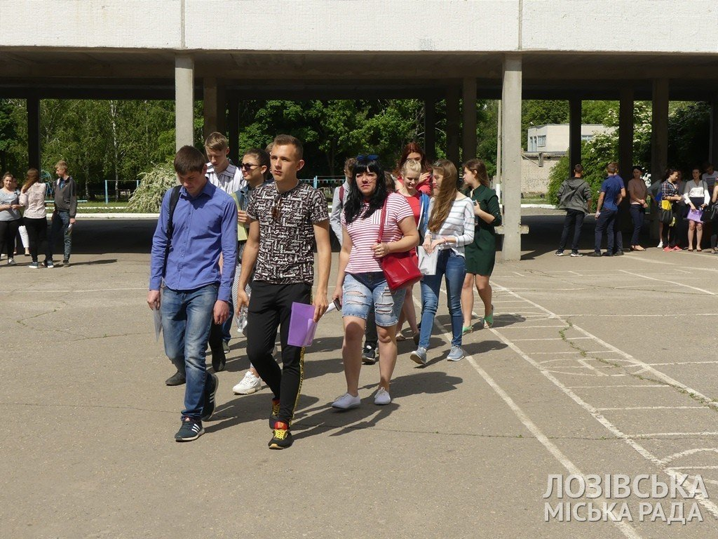 Школьники Лозовщины написали ВНО по математике, фото-2