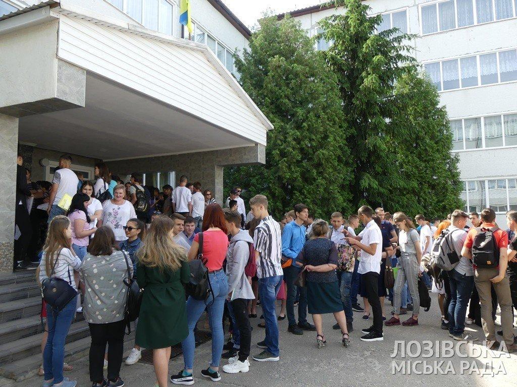 Школьники Лозовщины написали ВНО по математике, фото-1