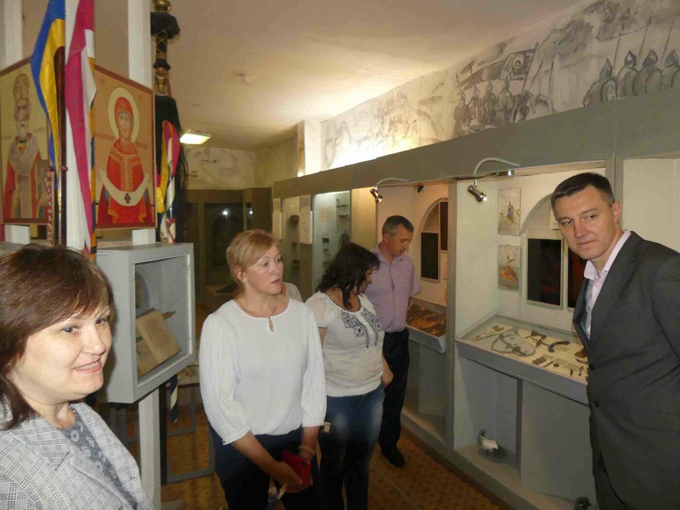 Лозовую посетила делегация из города Конотоп, фото-13