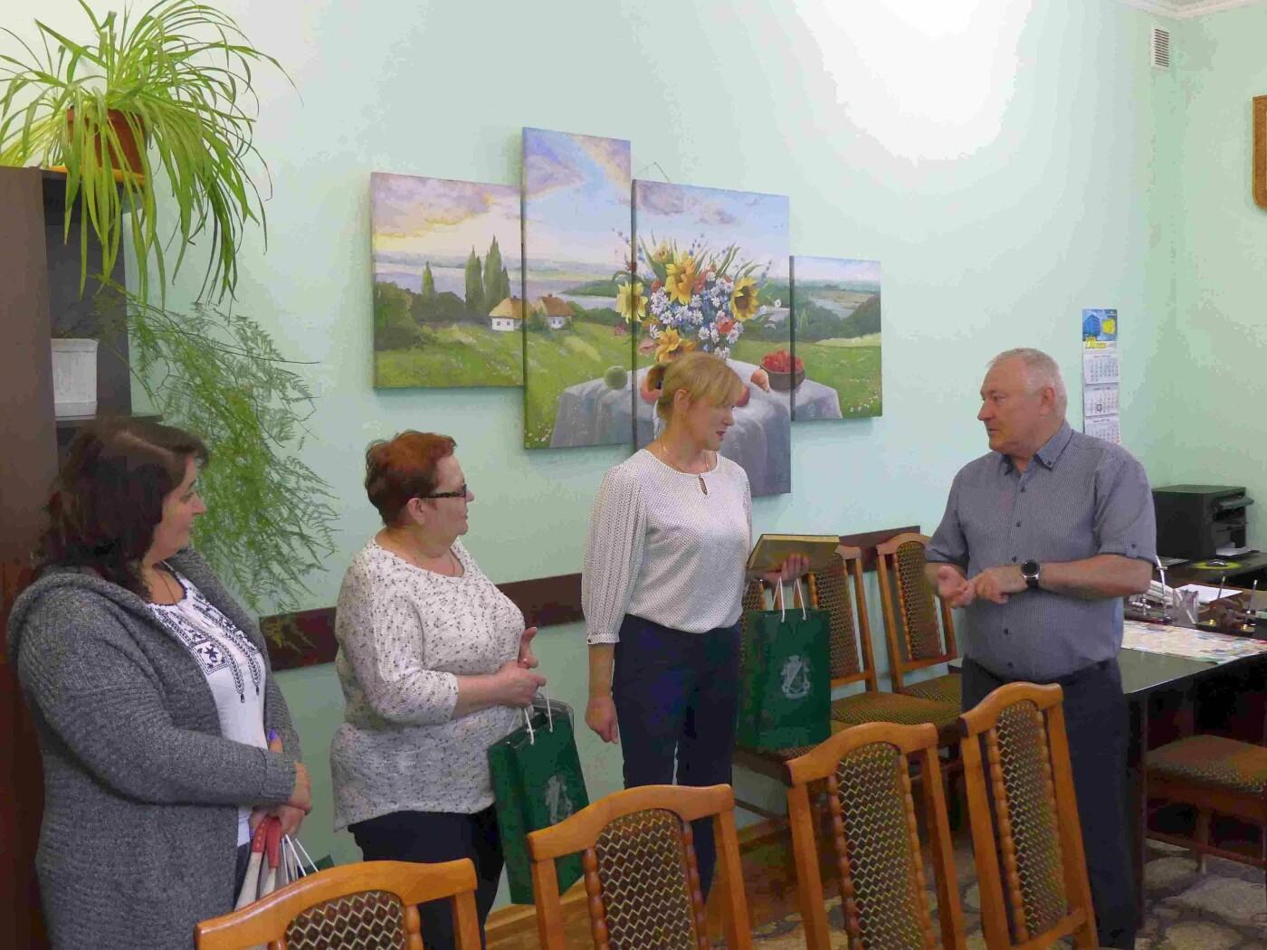 Лозовую посетила делегация из города Конотоп, фото-3