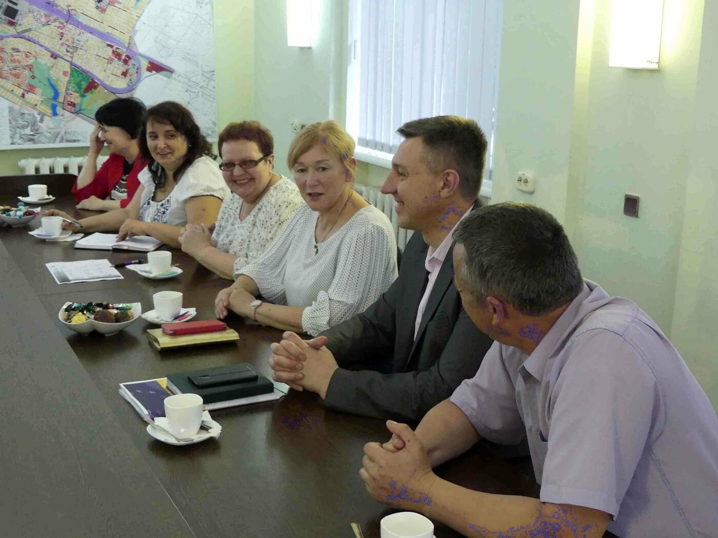 Лозовую посетила делегация из города Конотоп, фото-9