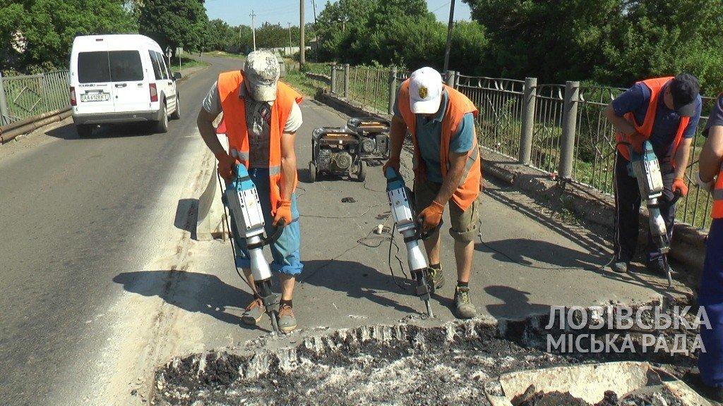 В Лозовской ОТГ начали ремонт мостов, фото-3