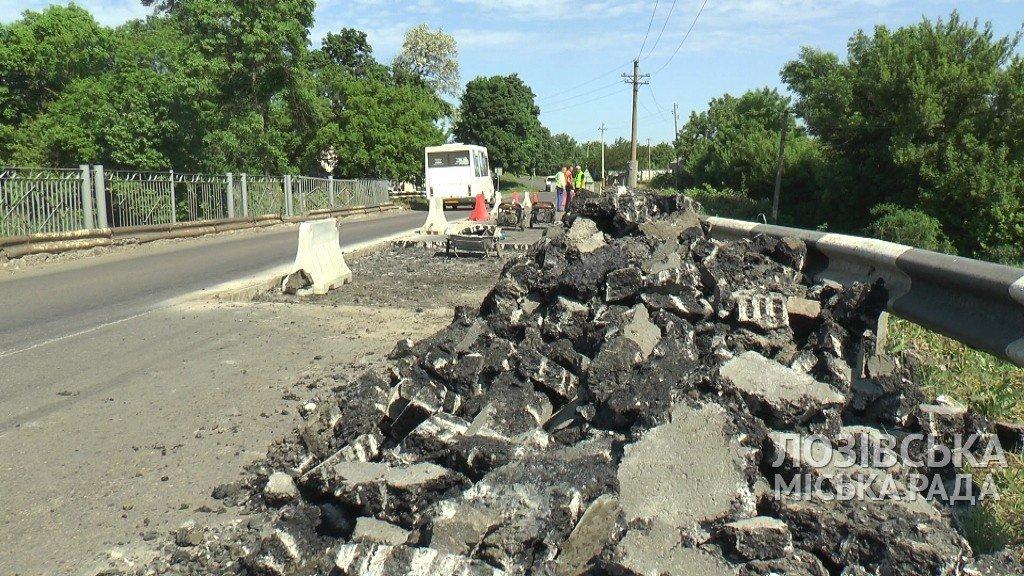 В Лозовской ОТГ начали ремонт мостов, фото-6