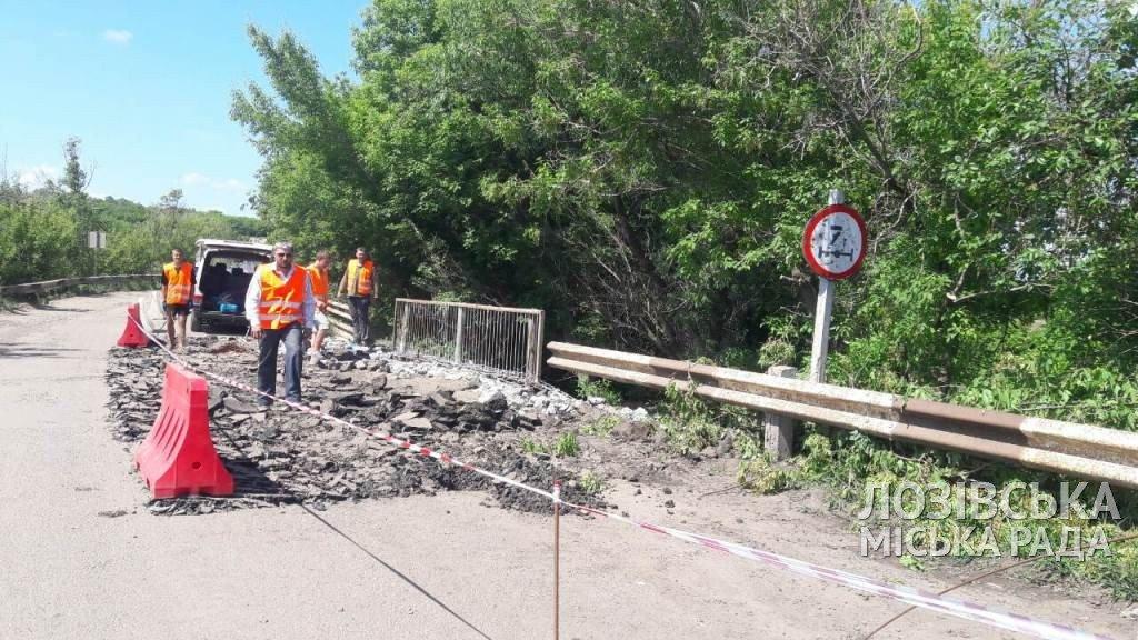 В Лозовской ОТГ начали ремонт мостов, фото-2