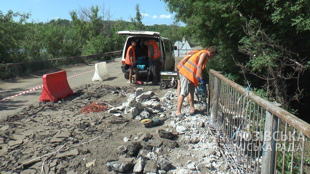 В Лозовской ОТГ начали ремонт мостов, фото-5