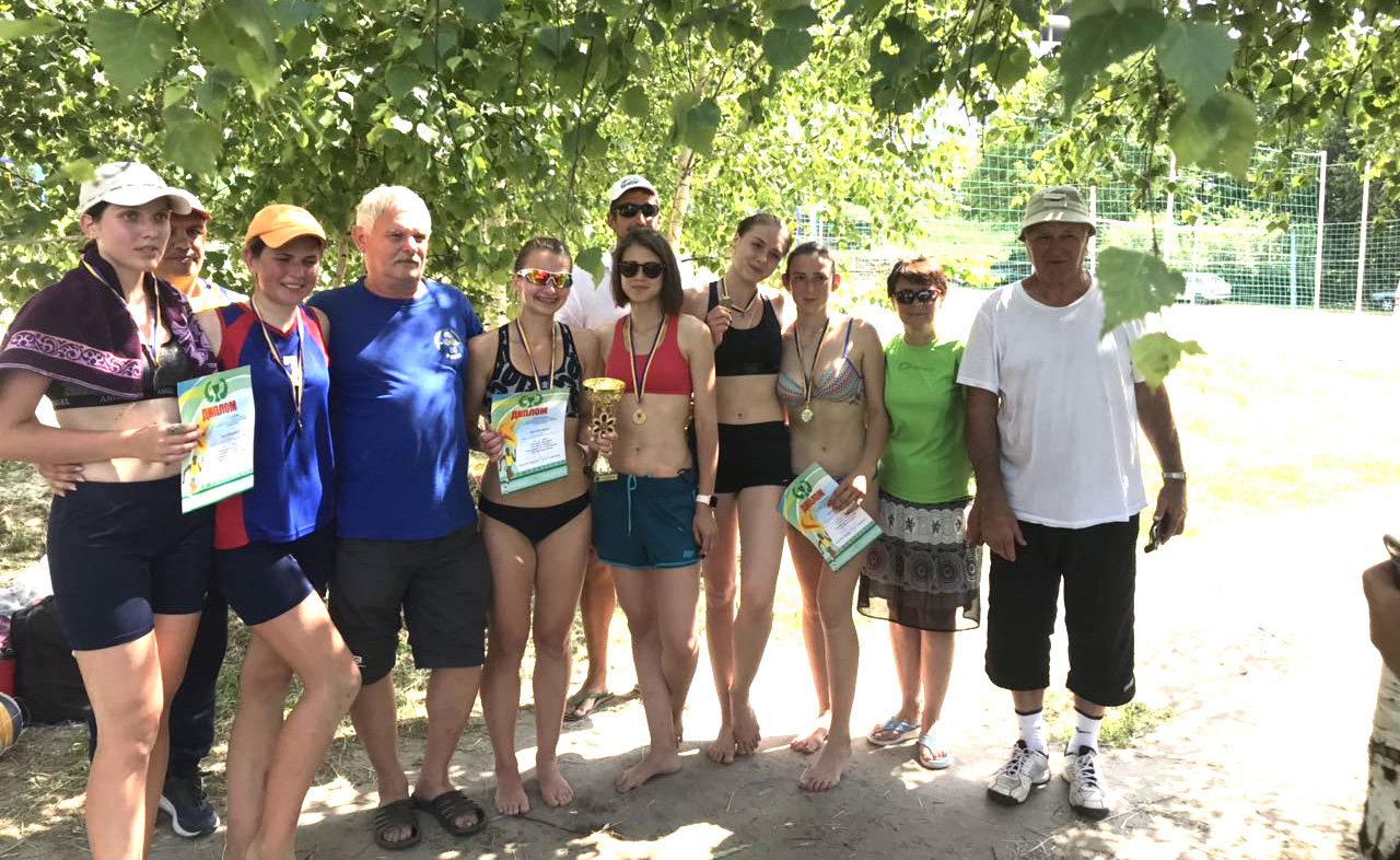 Лозовчане заняли 1-2 места по пляжному волейболу в Харьковской области, фото-3