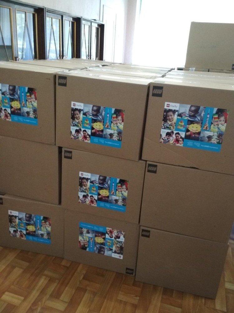 19 школ Лозовской ОТГ получили новое игровое оборудование, фото-1