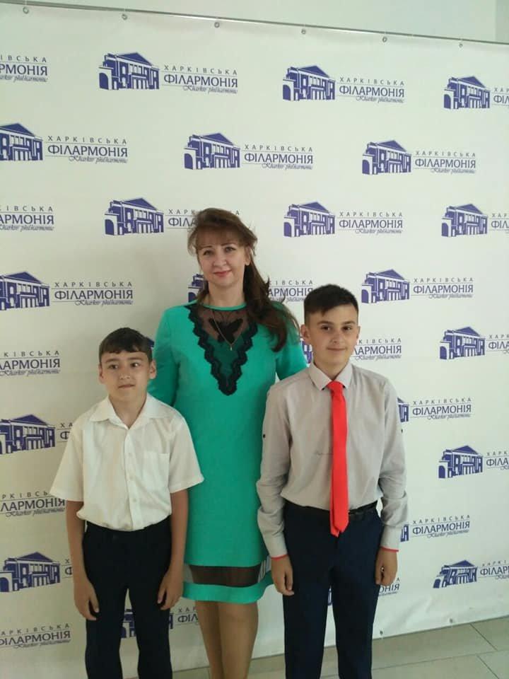 """Ученики школ искусств Лозовщины получили 6 стипендий """"Надії Слобожанщини"""", фото-1"""