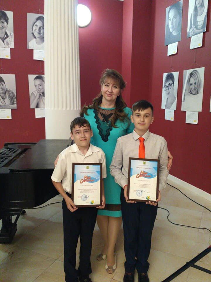 """Ученики школ искусств Лозовщины получили 6 стипендий """"Надії Слобожанщини"""", фото-3"""