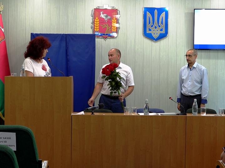 В Лозовском районном совете назначен новый заместитель головы, фото-1