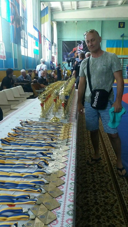 Лозовчане привезли из Бердянска призовые медали по вольной борьбе, фото-2