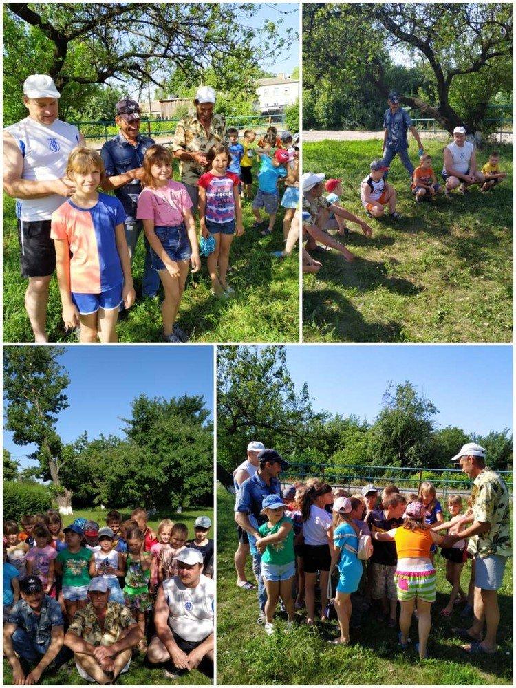 Как школьники Лозовской ОТГ отпраздновали День отца, фото-1