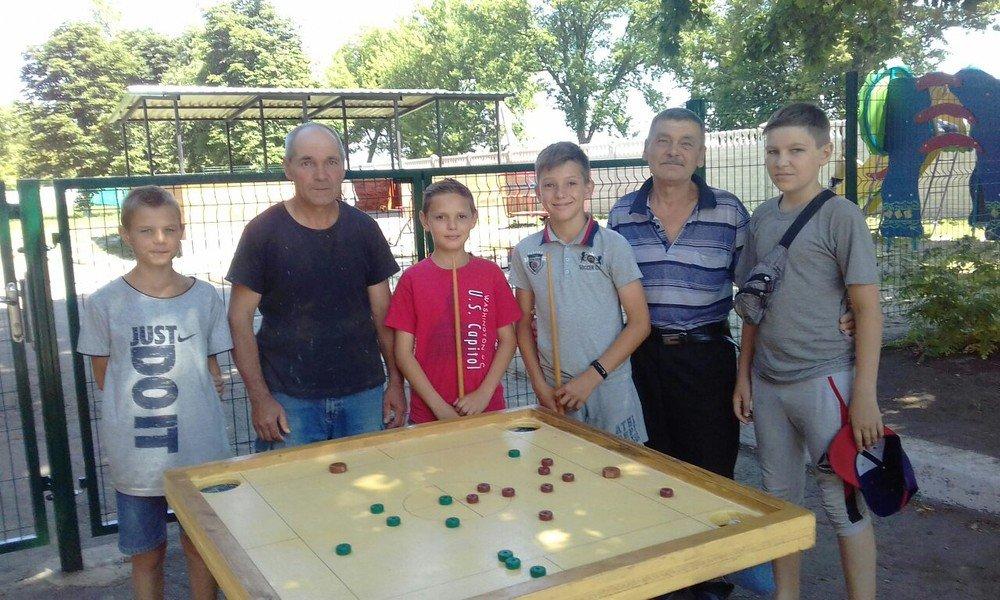 Как школьники Лозовской ОТГ отпраздновали День отца, фото-9