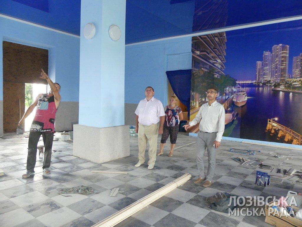 В Лозовской ОТГ ремонтируют сельские клубы, фото-8