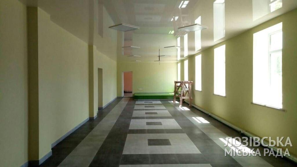 В Лозовской ОТГ ремонтируют сельские клубы, фото-9