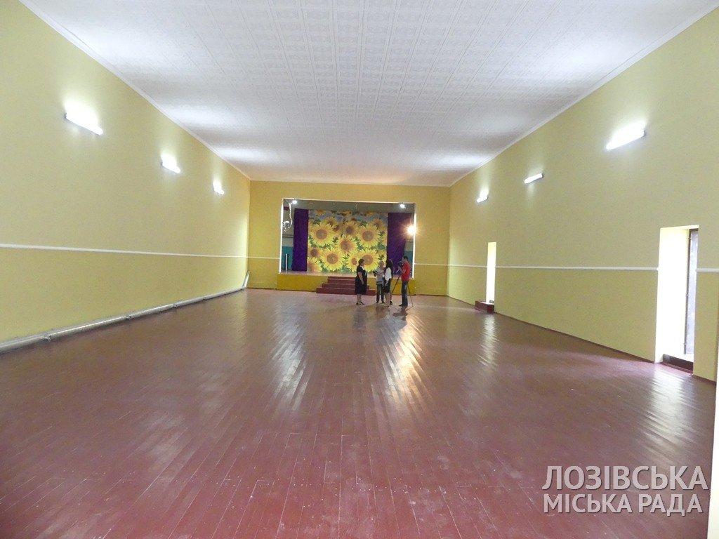 В Лозовской ОТГ ремонтируют сельские клубы, фото-2