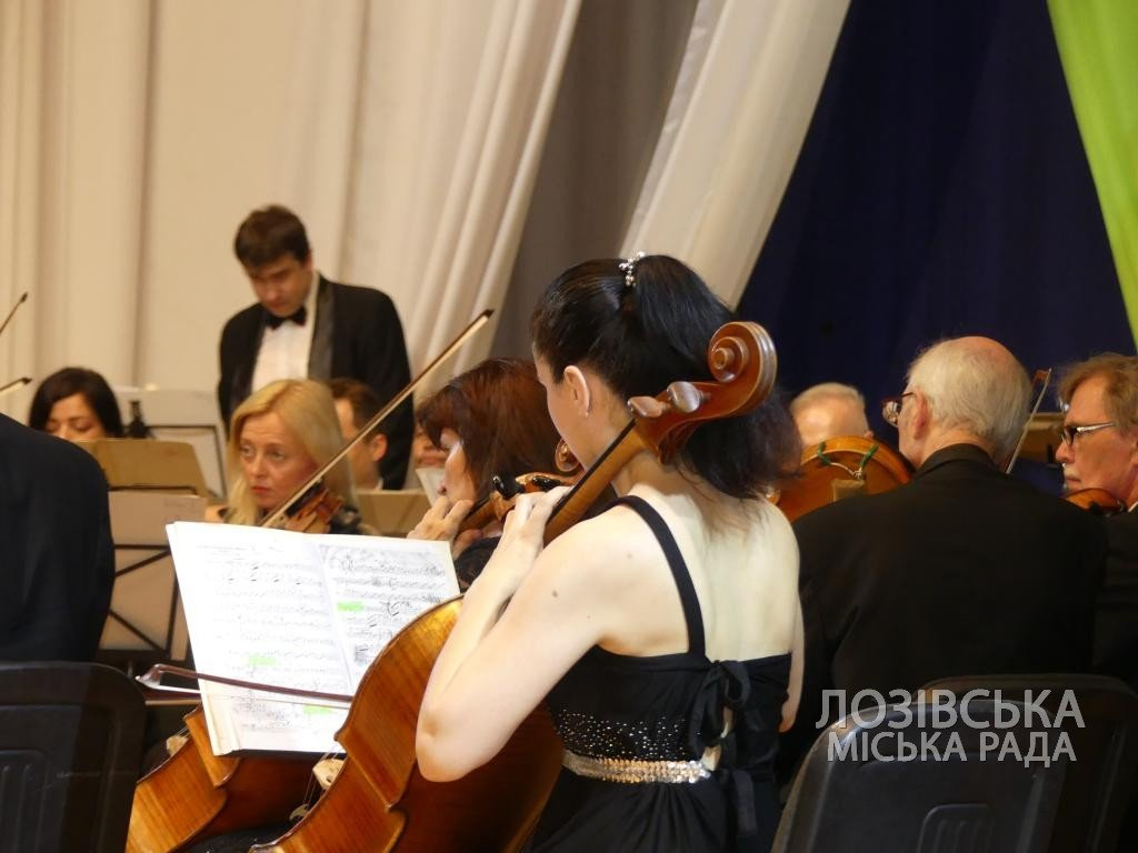 В Лозовой выступил оркестр Харьковской филармонии, фото-5
