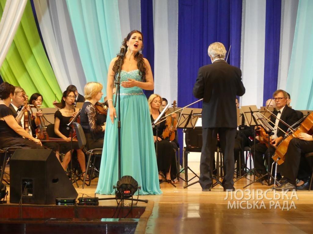 В Лозовой выступил оркестр Харьковской филармонии, фото-6