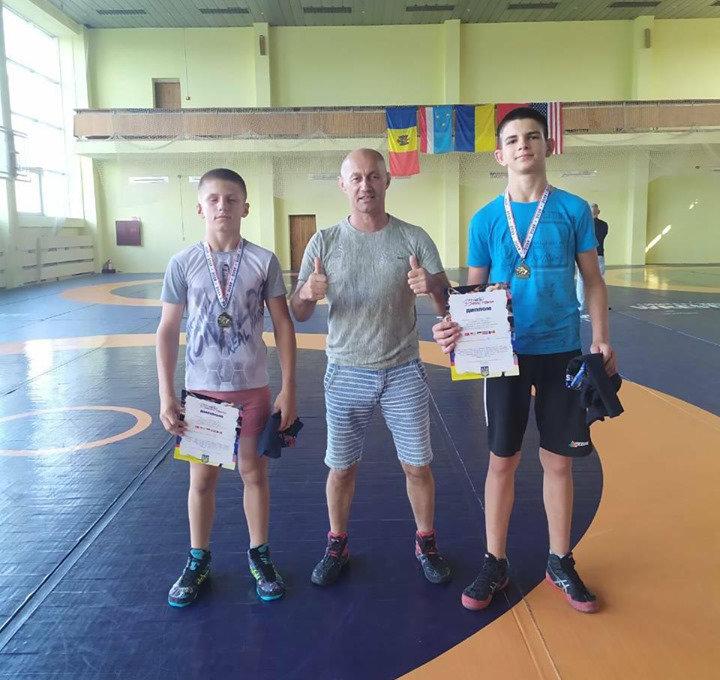 Лозовчане стали чемпионами по вольной борьбе на международных сборах в Конча-Заспе, фото-1