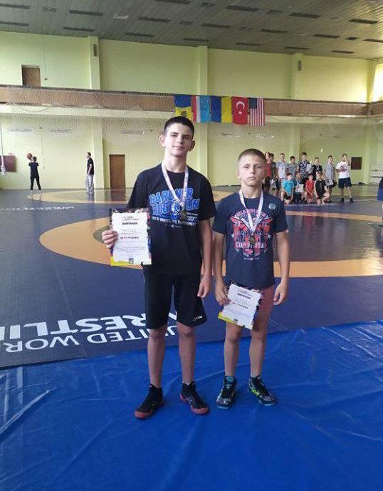 Лозовчане стали чемпионами по вольной борьбе на международных сборах в Конча-Заспе, фото-4