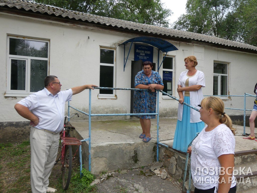 В Миролюбовке собираются строить амбулаторию, фото-2