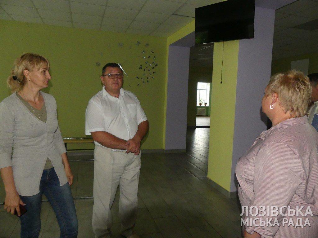 В Панютинской школе №1 отремонтировали крышу и обновляют столовую , фото-11