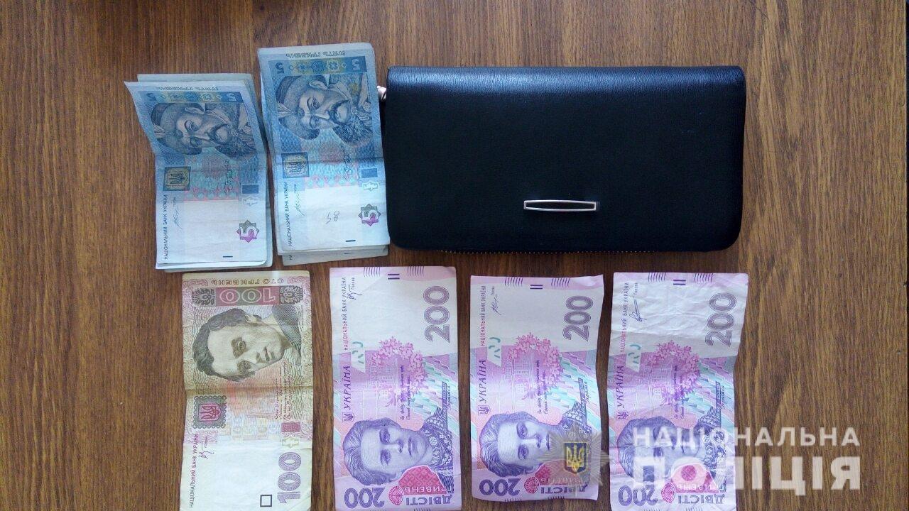 В Лозовой полицейские задержали несовершеннолетнего грабителя , фото-1