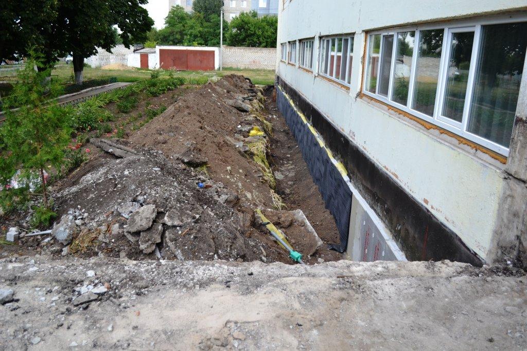 В Лозовском районе капитально ремонтируют Краснопавловский лицей , фото-5