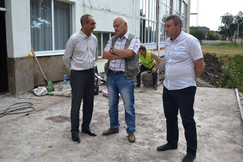 В Лозовском районе капитально ремонтируют Краснопавловский лицей , фото-1