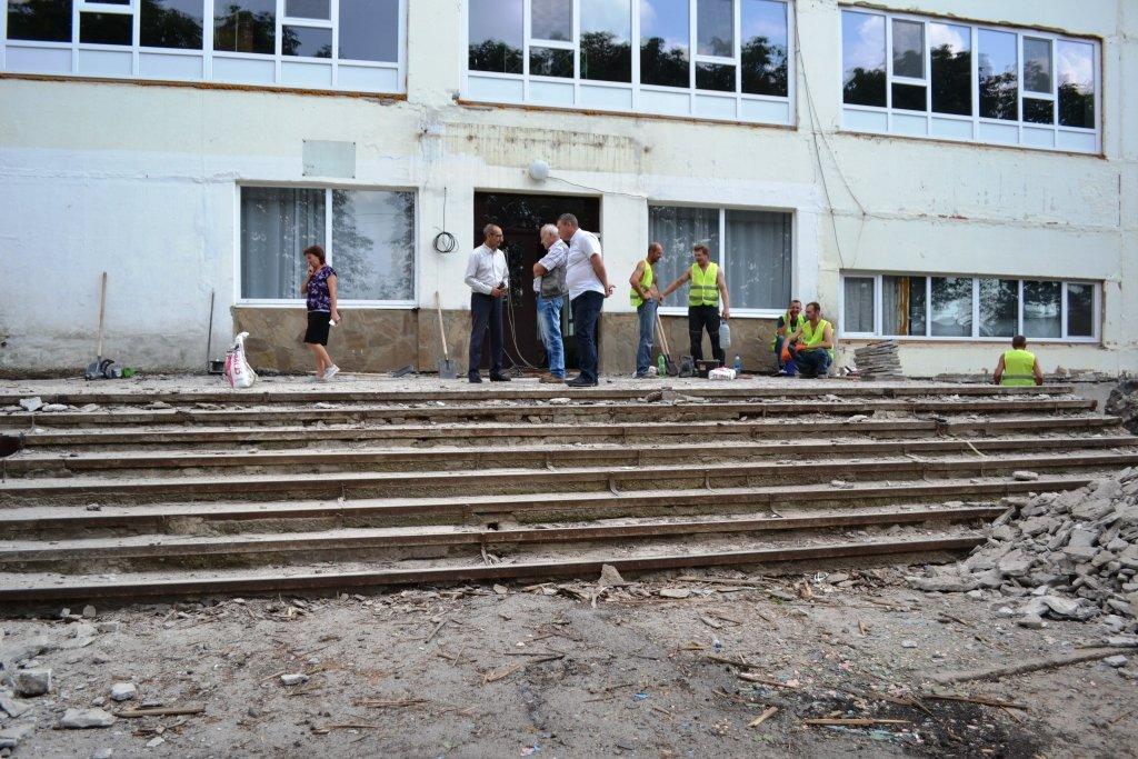 В Лозовском районе капитально ремонтируют Краснопавловский лицей , фото-2